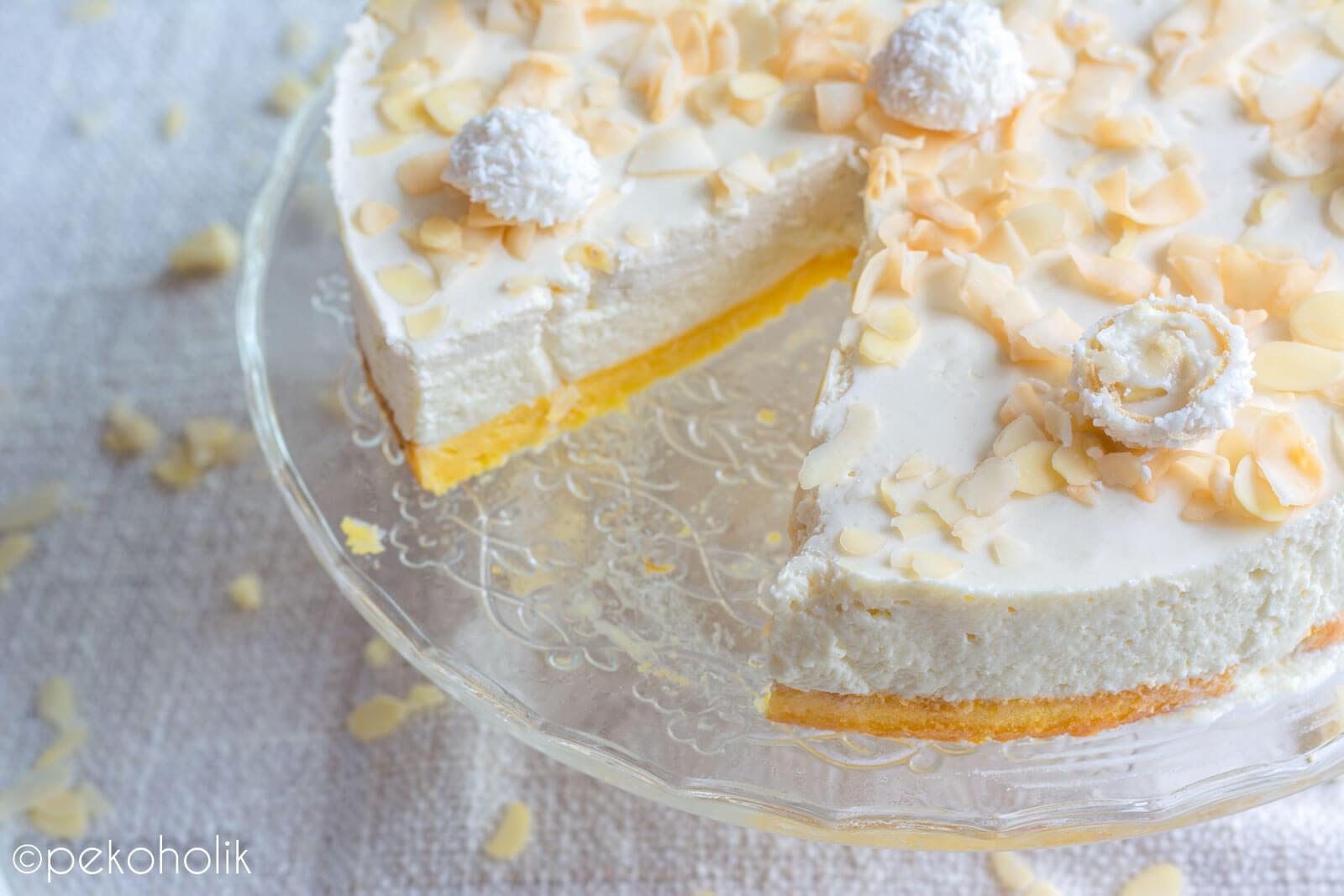 Na sliki je torta lino lada.